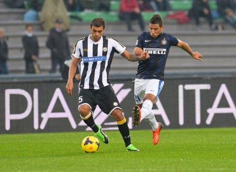 Inter Milan vs Udinese