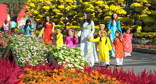 Vietnam Tet Holiday - Special and traditional Holiday 1