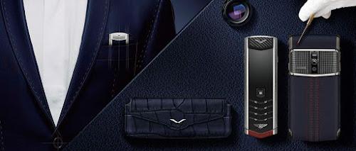 Smartphones Vertu Signature Touch