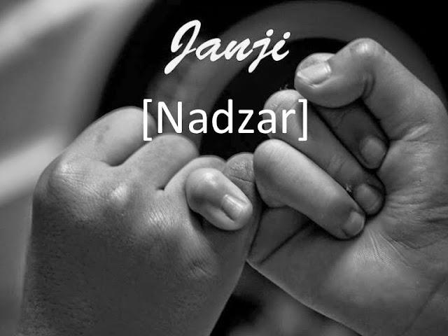 Hukum Nadzar dengan Amalan Wajib
