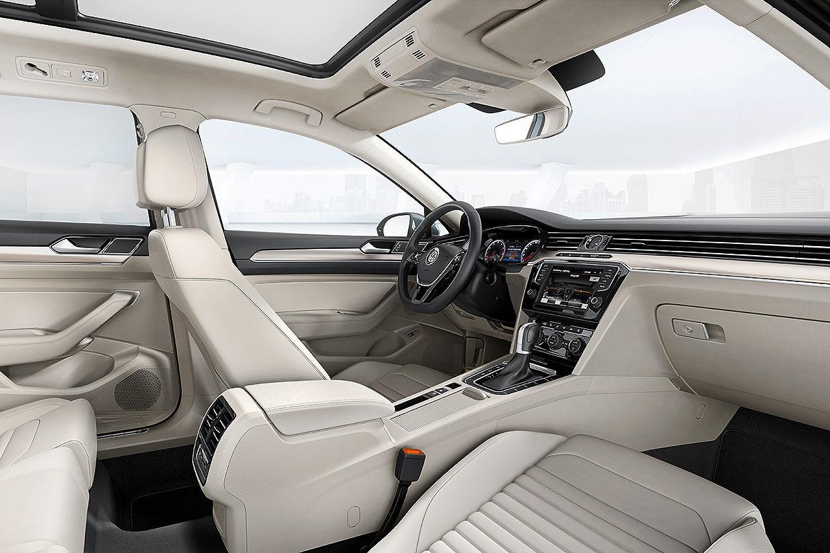 Novo Volkswagen Passat 2015 Fotos E Especifica Es Oficiais Car Blog Br