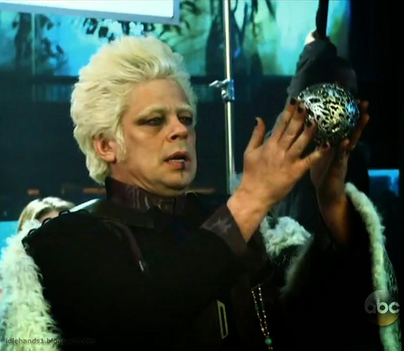 """Benicio del Toro en """"Guardianes de la Galaxia"""""""
