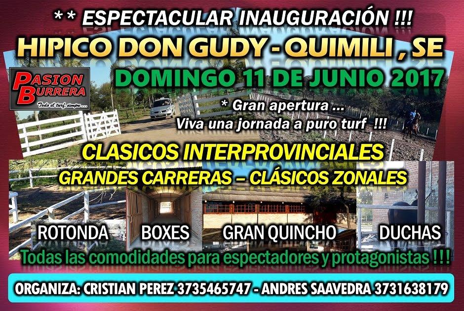 QUIMILI - 11 DE JUNIO