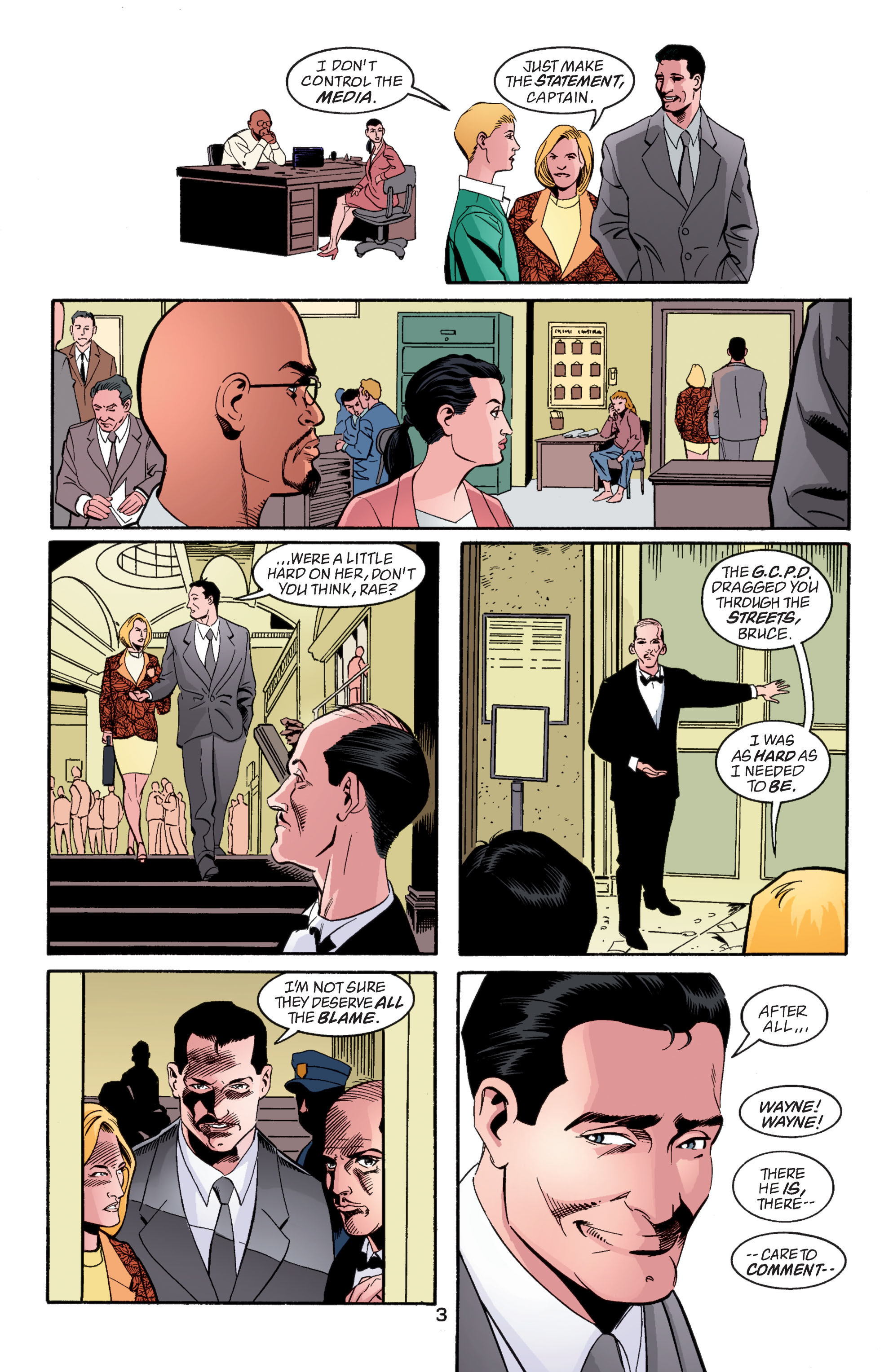 Detective Comics (1937) Issue #773 Page 4