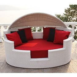 sonneninsel polyrattan gartenm bel. Black Bedroom Furniture Sets. Home Design Ideas
