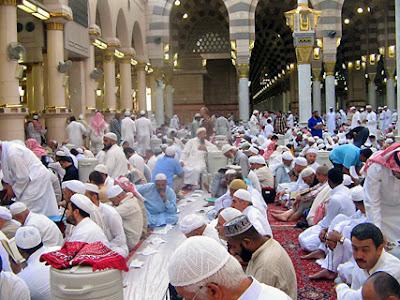 Gambar Puasa Ramadhan di Masjidil Haram Mekkah Terbaru