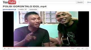 Polisi Gorontalo Idol Briptu Norman Kamaro Kembali Beraksi di YouTube