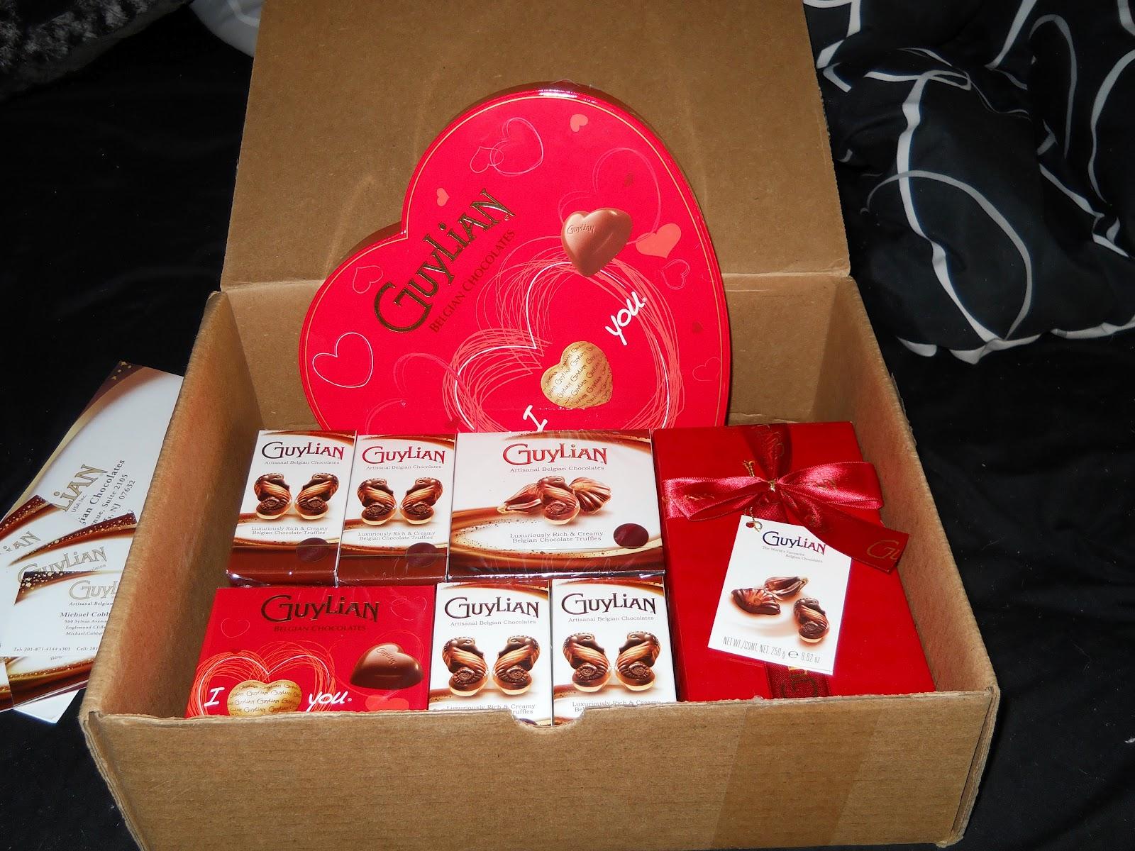 Momma4Life: Guylian Belgian Chocolates Review/Giveaway