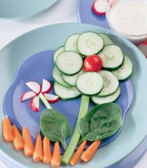 Украса на салати
