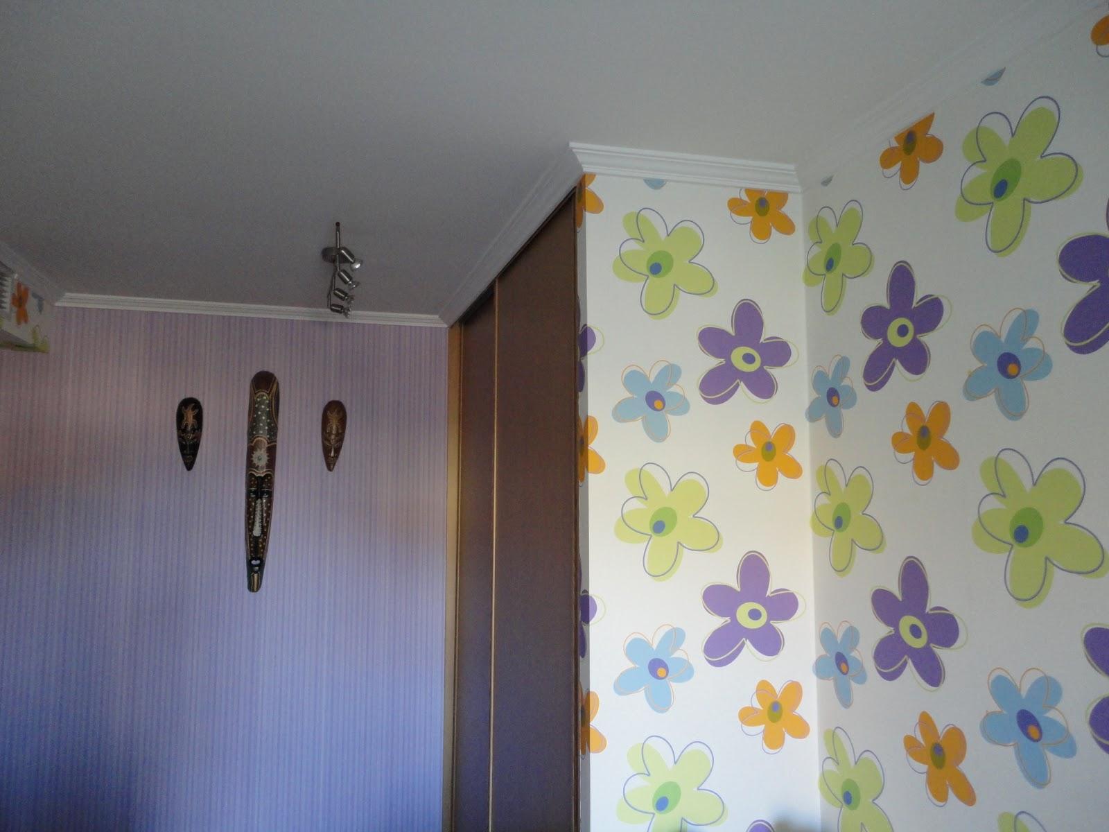 Empapelar una habitaci n pagina pruebas pintura - Papel para cubrir paredes ...