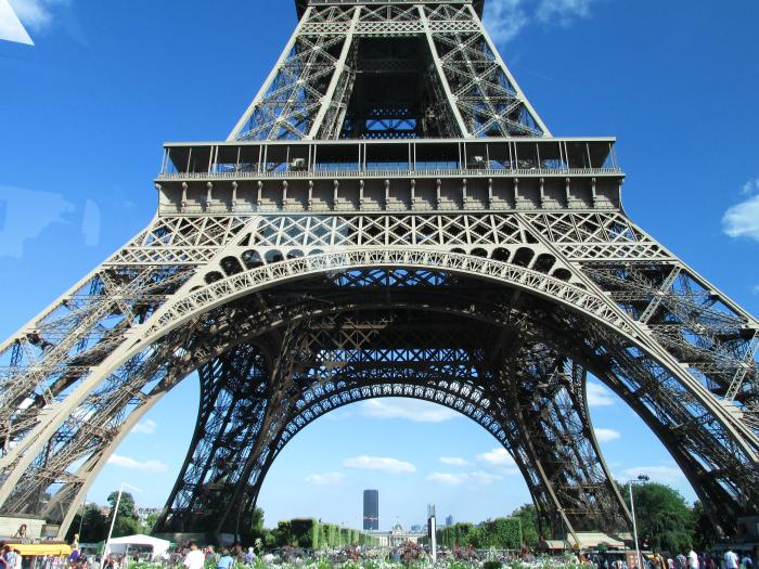 Biotherm L´Eau Mein schönster Sommer-Moment Gewinnspiel Paris Eiffelturm