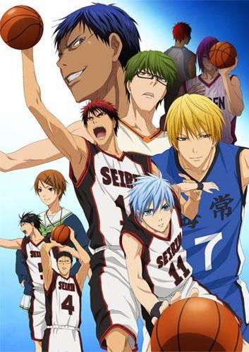 Capitulos de: Kuroko´s Basketball