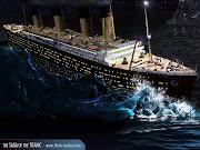 Sailing on the Titanic titanic fond ecran