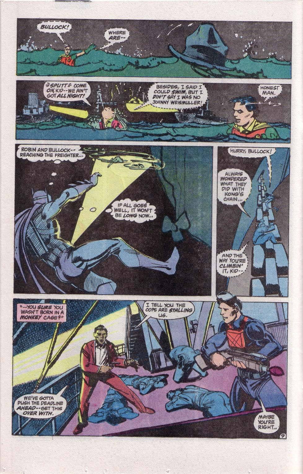 Detective Comics (1937) Issue #554 Page 11