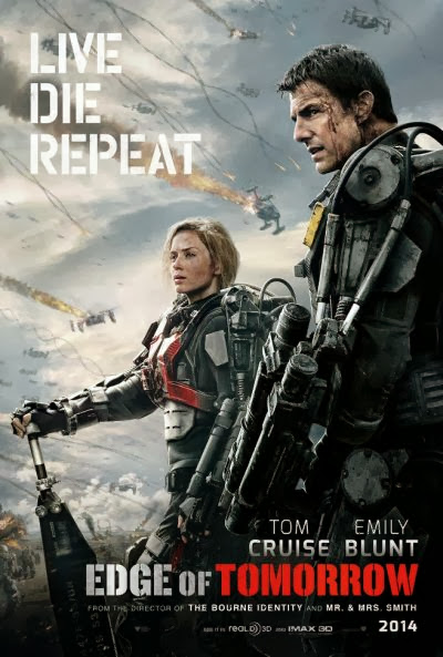 Edge of Tomorrow 2014 Official Trailer HD 720P Tom Cruise