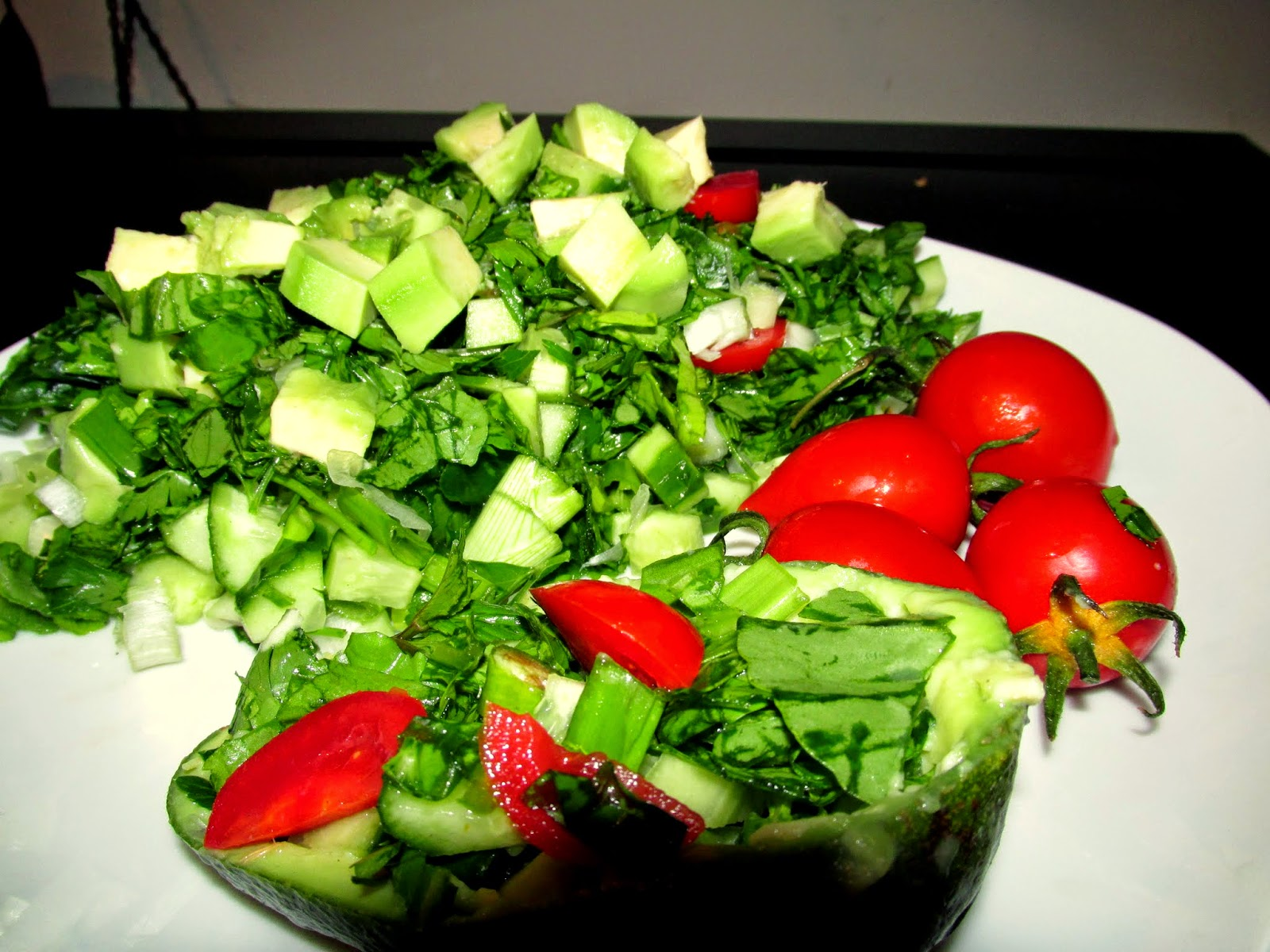 avakado salatasi 1