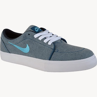 Sports authority coupon 25%: Nike Men's Satire Canvas Skate Shoes