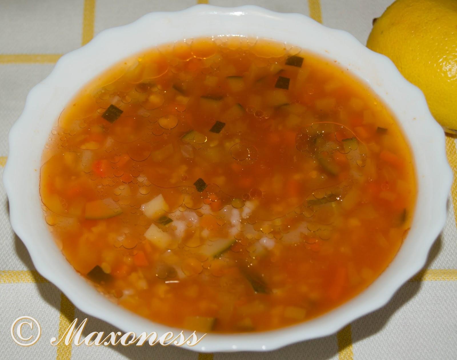 Кхортосуппа (овощной суп). Кипрская кухня.