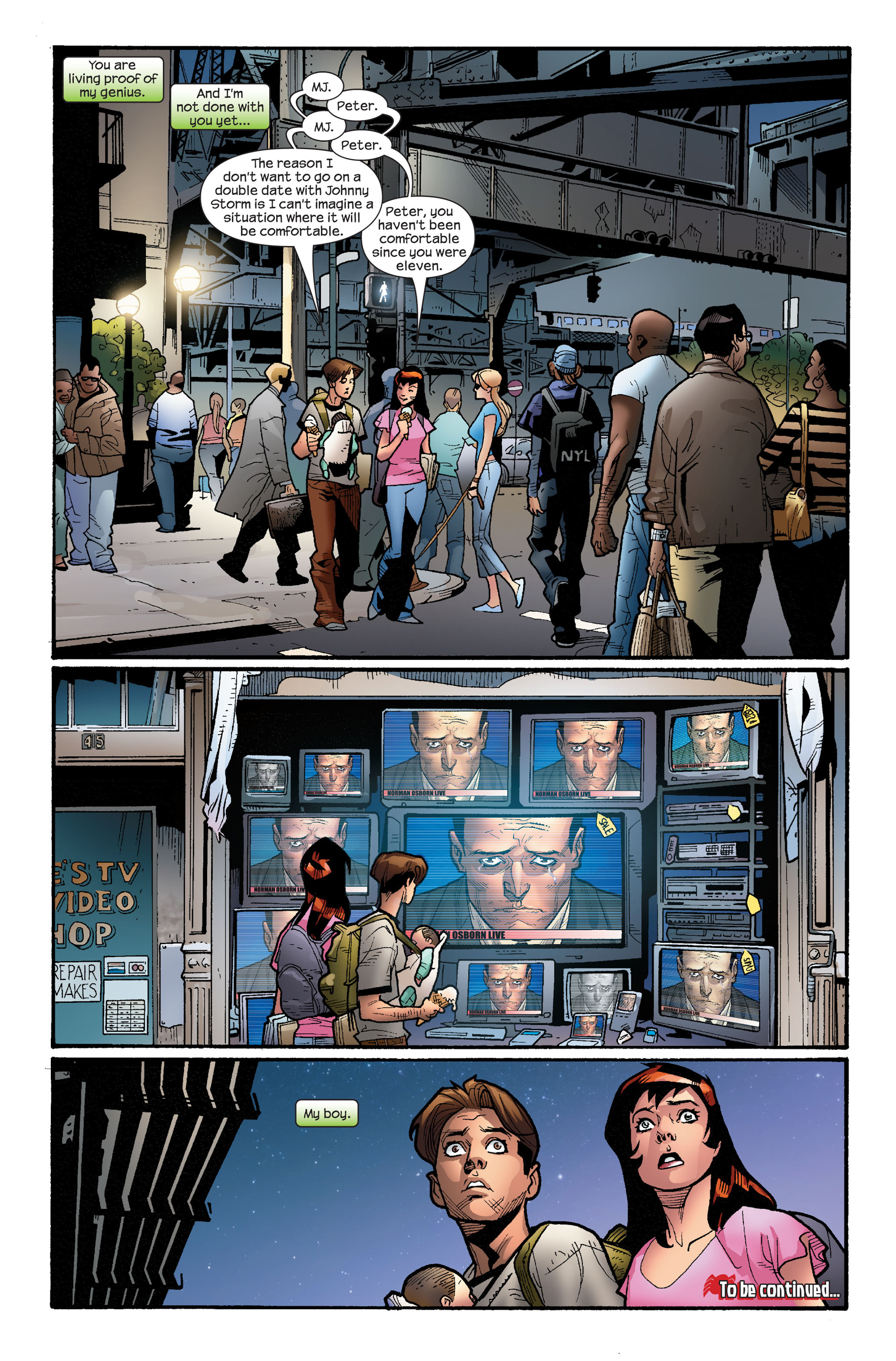 Ultimate Spider-Man (2000) Issue #113 #117 - English 22