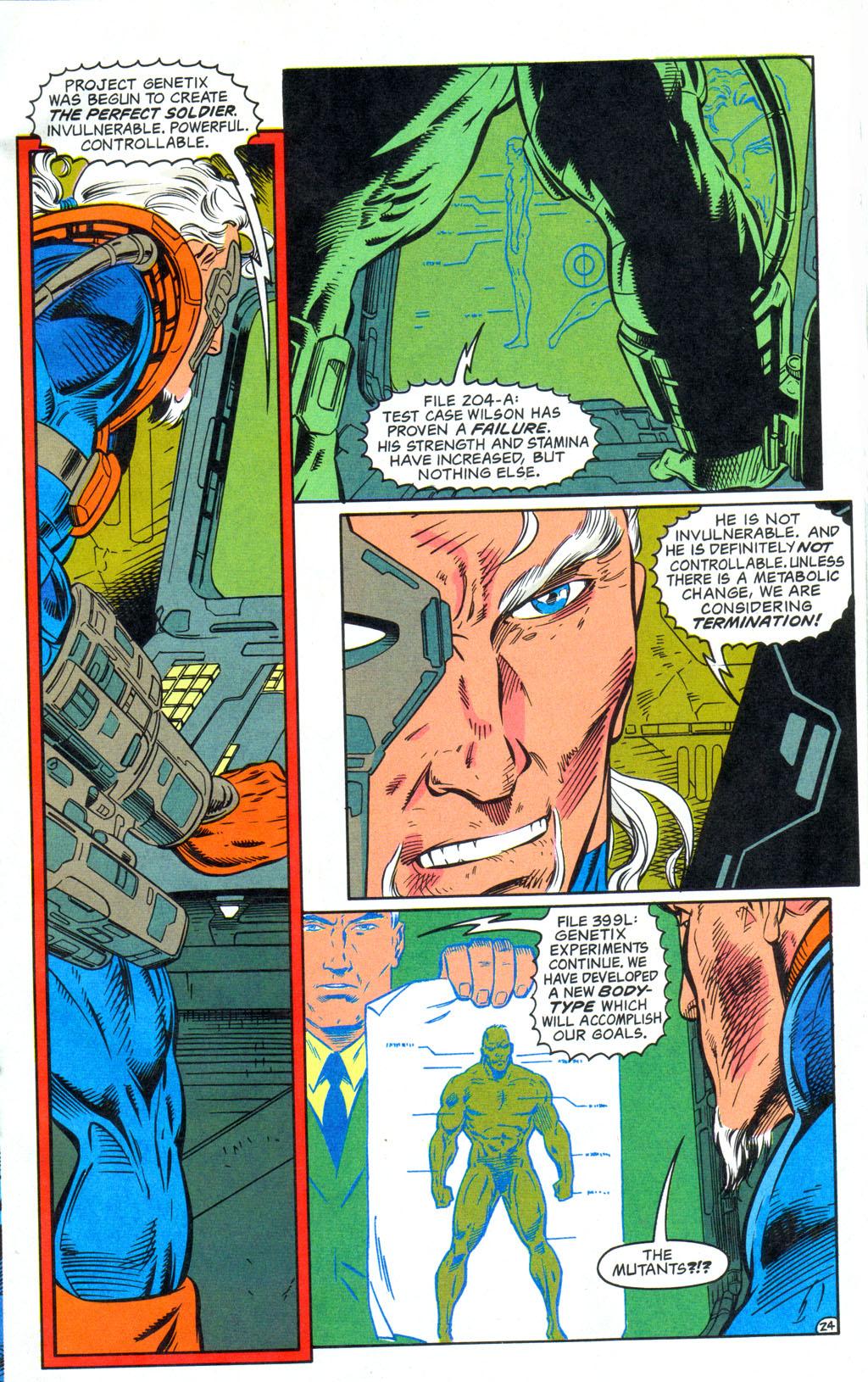 Deathstroke (1991) Annual 3 #3 - English 25