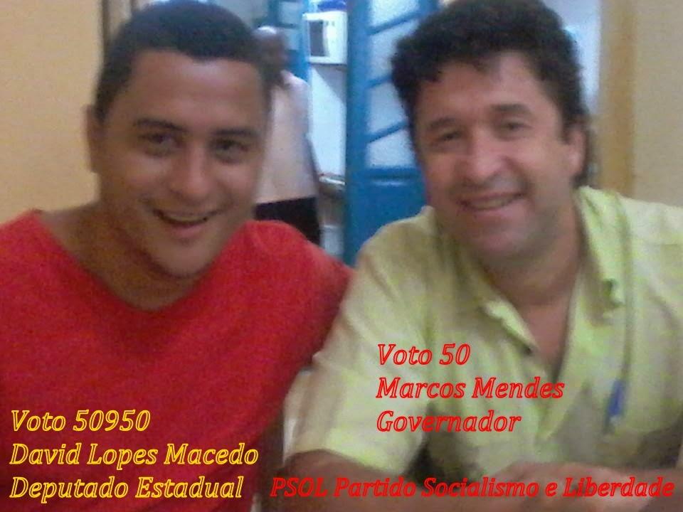 50950 DEPUTADO ESTADUAL E 50 GOVERNADOR