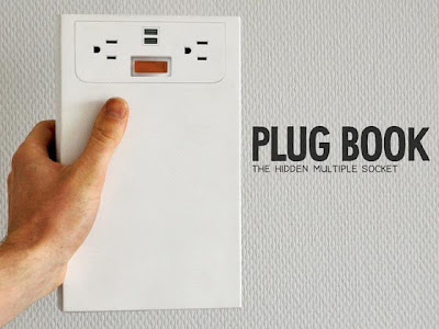 Cool Extension Cords and Creative Powerstrips (15) 9