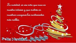 tarjetas de navidad con arbol de navidad