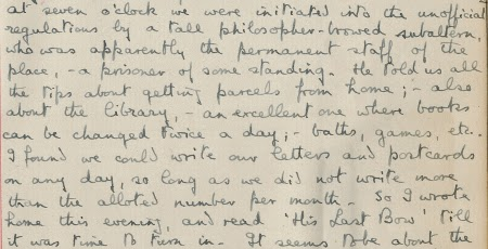 Extract from the diary of Captain PHB Lyon, June 1918 (D/DLI 7/424/3)