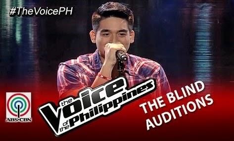 Video: Jem Cubil sings 'Use Somebody' on The Voice of the Philippines Season 2 Blind Audition