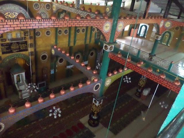 Foto Interior Masjid Lapeo