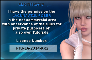 Usage Certificate