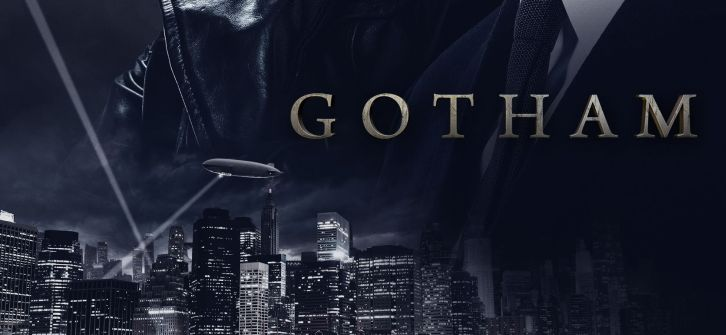 Gotham - New Promotional Key Art - 15th September 2014