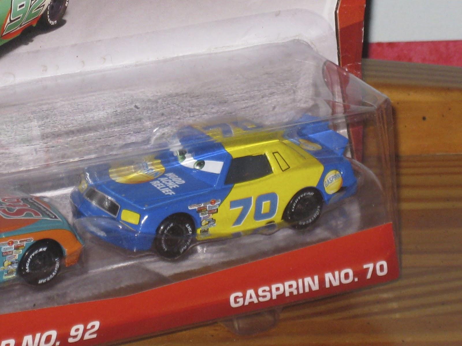 Dan The Pixar Fan Cars Floyd Mulvihill Gasprin