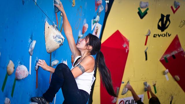 Campeonato Brasileiro de Boulder em São Bento do Sapucaí - Foto: Cláudio Brisighello