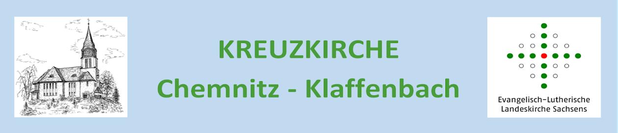 Kreuzkirche Chemnitz - Klaffenbach