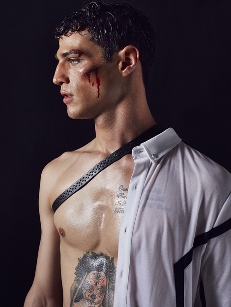 Alberto Maria Colombo for Bullett Magazine