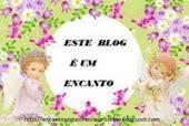 Selinho do blog Encantos em ponto cruz da Claudiana (25/11/2010)