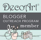 DecoArt Blogger Outreach Program