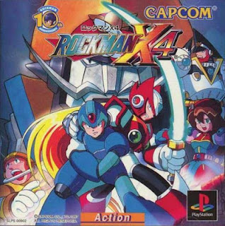 Rockman X4 Free Download