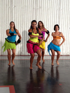 STyle Athletics Unconventional Fun Workouts Hula Dancing