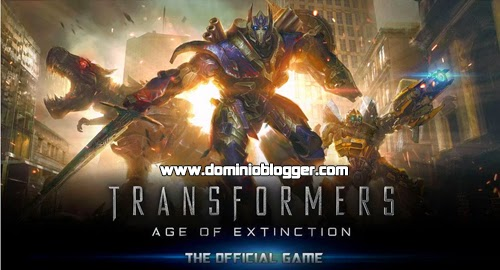 Descarga Transformers Age of Extintion gratis para Android