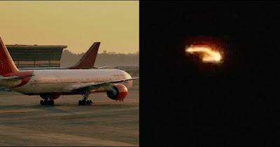 UFO avvistato a Nuova Delhi il 28 aprile 2014