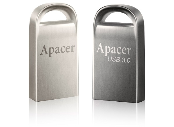 Apacer AH115 and AH156 supermini fingertip USB