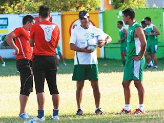 Oriente Petrolero - Marco Barrero, Carlos Arias, Óscar Antelo, Álex Arancibia - DaleOoo.com web del Club Oriente Petrolero