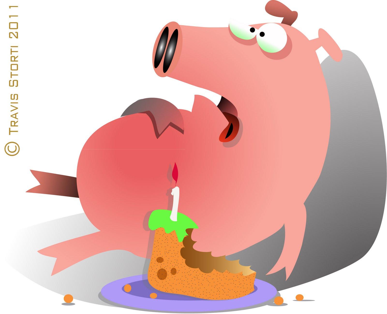 Storticartoons Blog Birthday