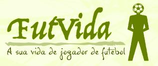 FutVida - A sua vida de jogador de futebol Logo+futvida
