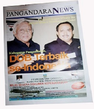 Tabloid Pangandaran News