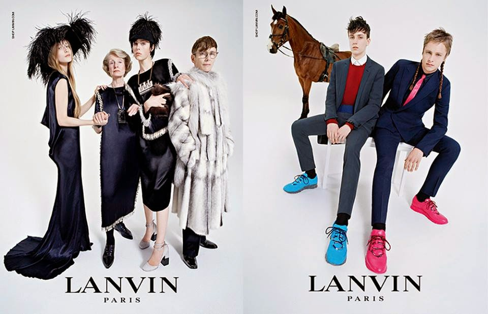Top 10 Fashion Campaigns Autumn/Winter 2014 TALESTRIP