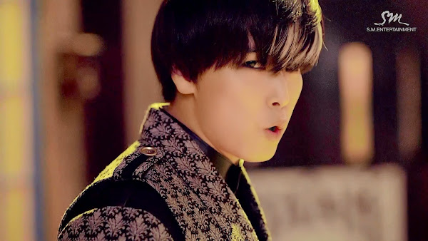 Super Junior Mamacita Sungmin