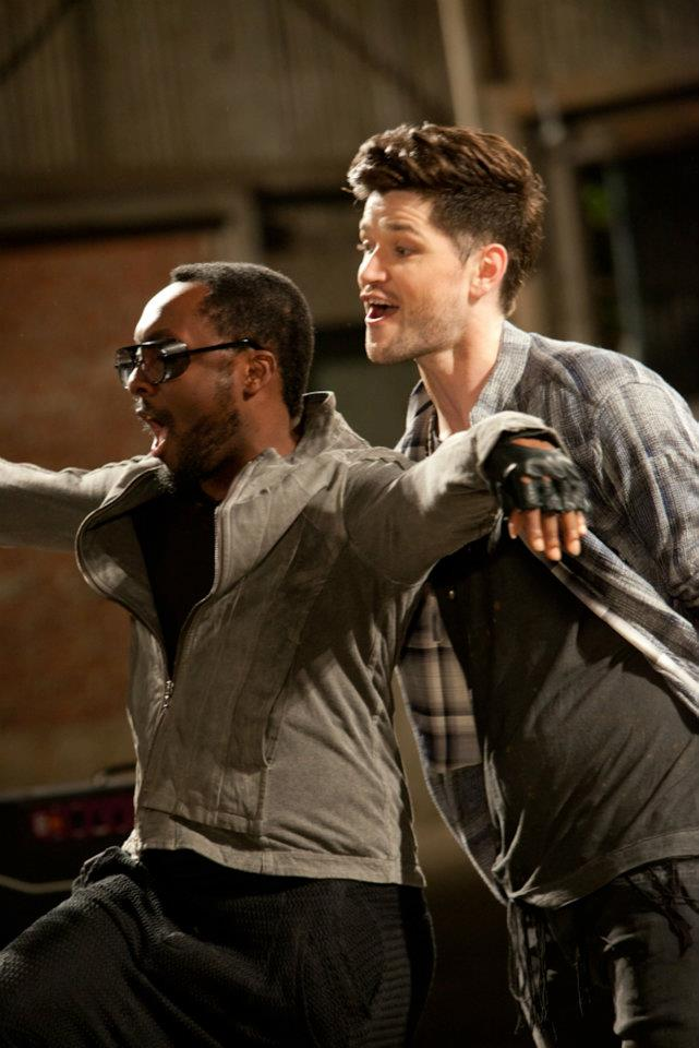 Danny O'Donoghue.net: Photos Hall of Fame videoshoot with ...